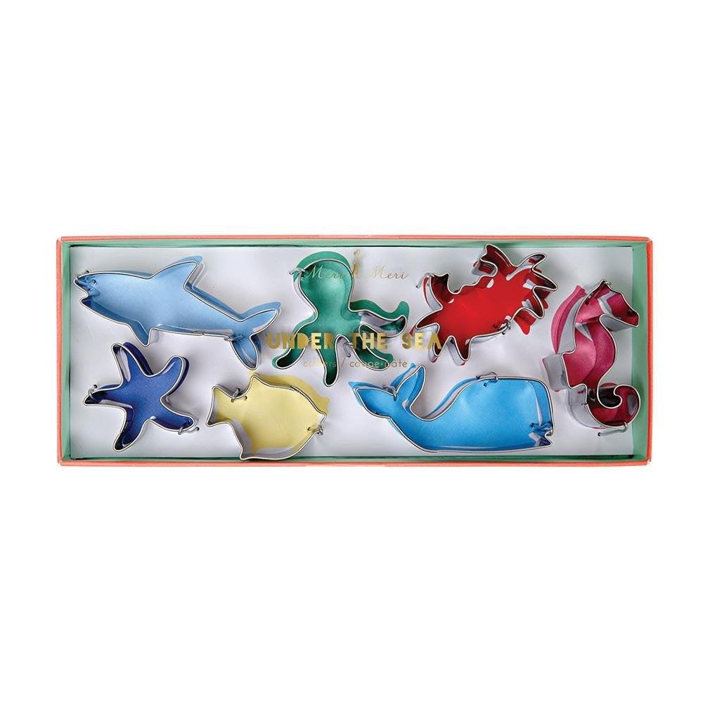 Meri Meri Under The Sea Cookie Cutters
